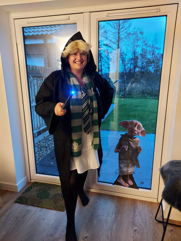 Harry potter murder mystery game character