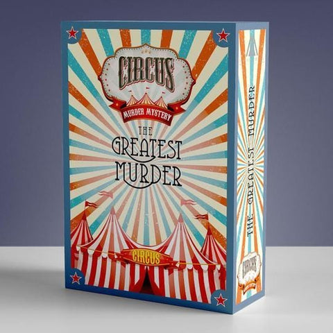 circus murder mystery game