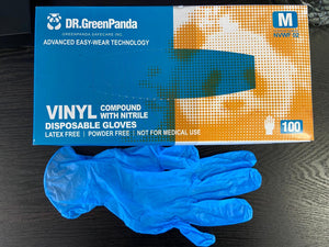 1,120,000 Nitrile Blended Gloves