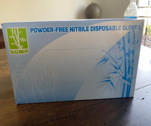 6,000 Boxes of Nitrile Gloves - Medium