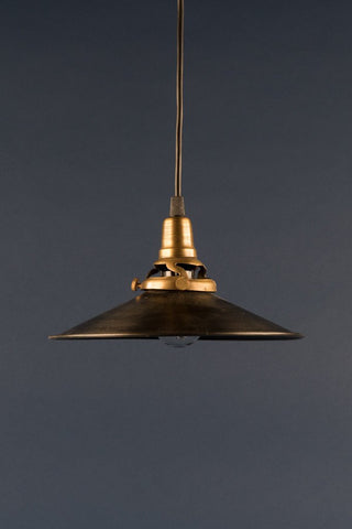 Copper Colour Metal Lampshades