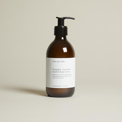 Plum & Ashby Hand & Body Lotion