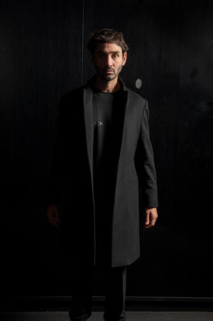 Nehru Notch Coat