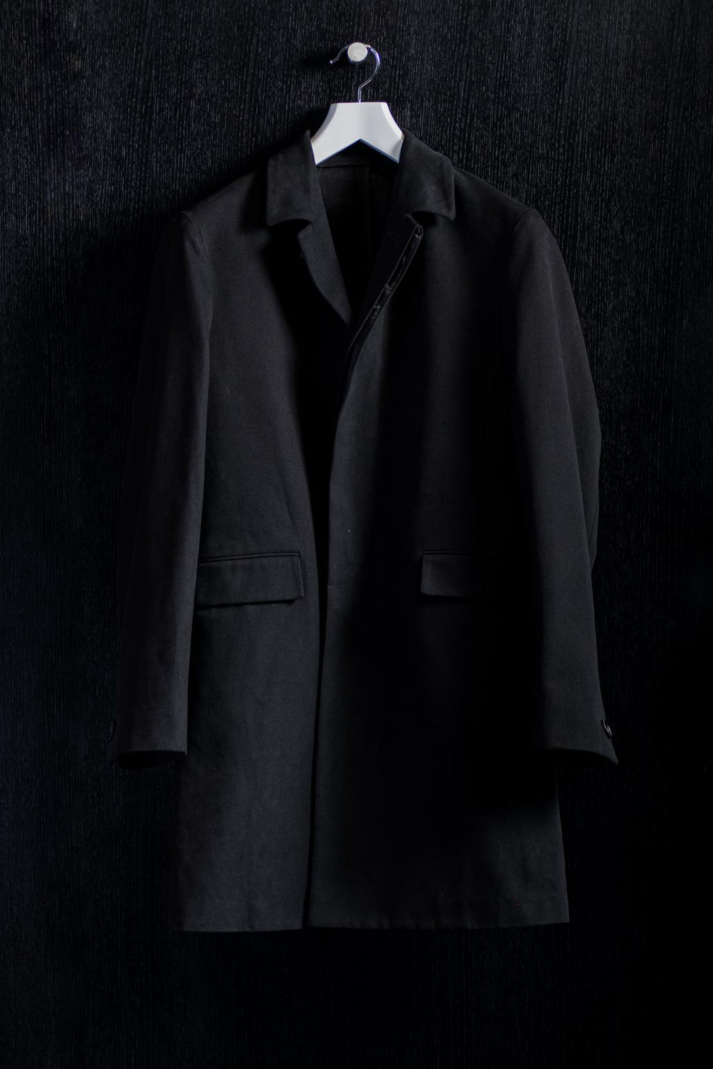 Shirt Collar Coat