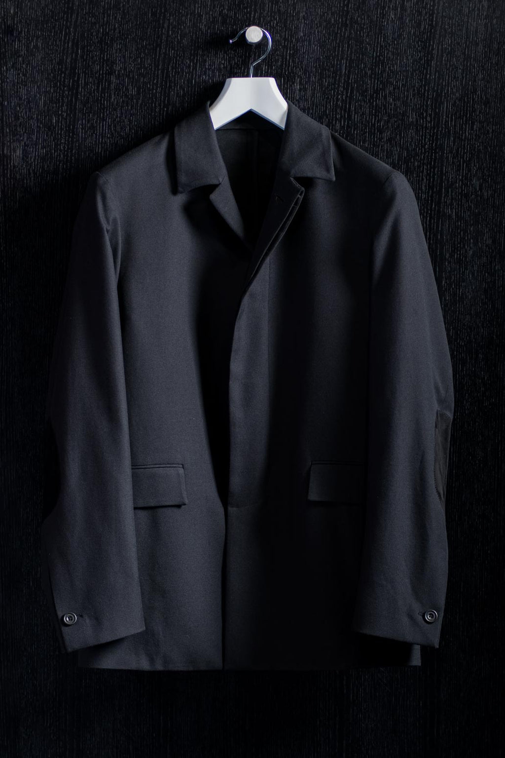 Shirt Collar Jacket