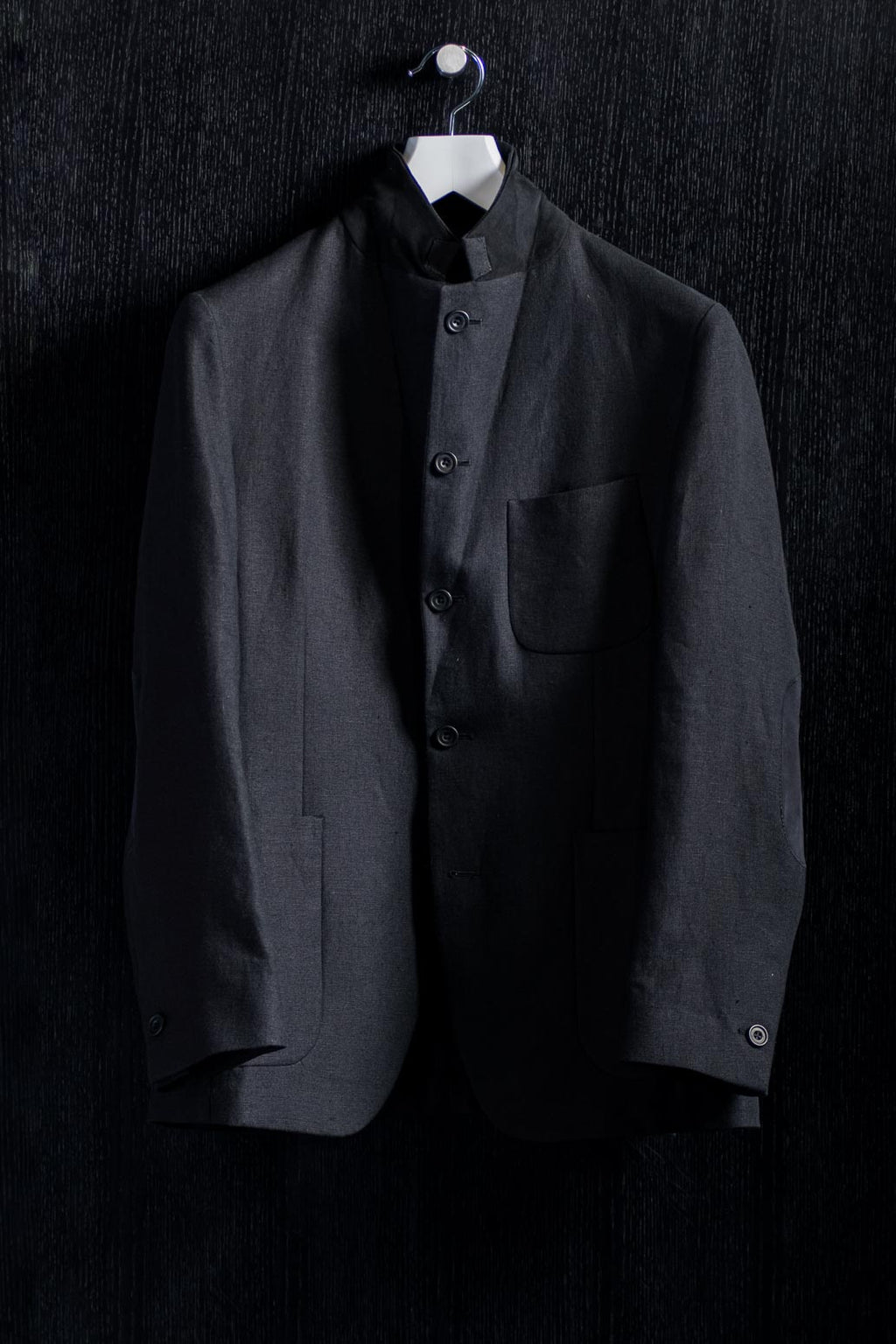 Five Button Nehru Notch Jacket