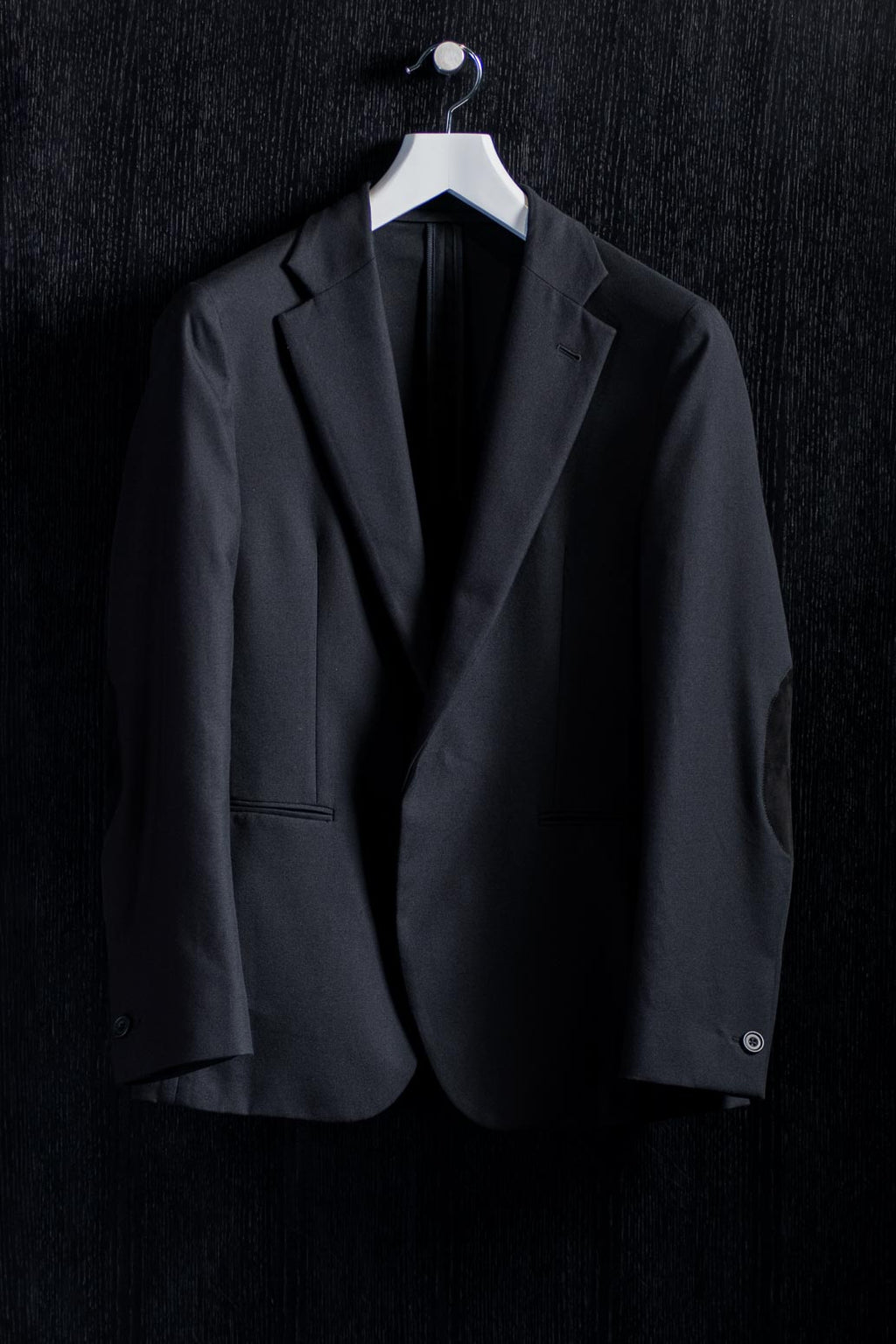 One Button Nehru Notch Jacket