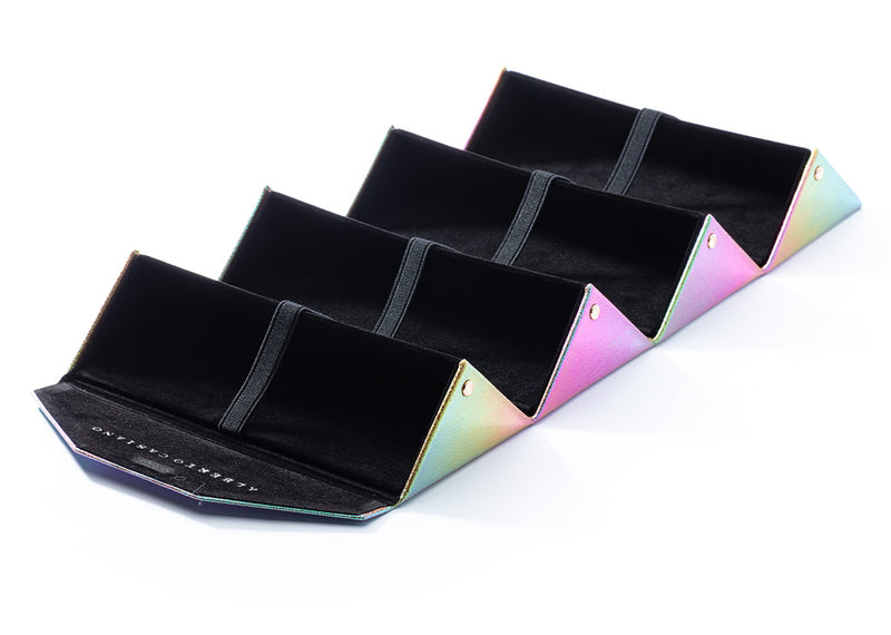 FOUR PIECE FOLD-UP CASE