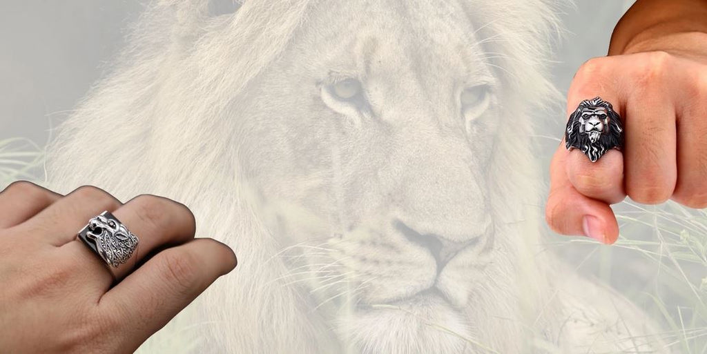 Your lion ring