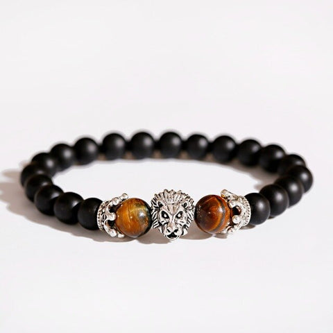 Lion Bracelet Smooth Balls