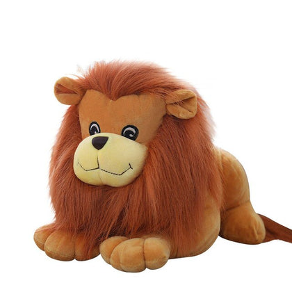 Lion Plush Young King