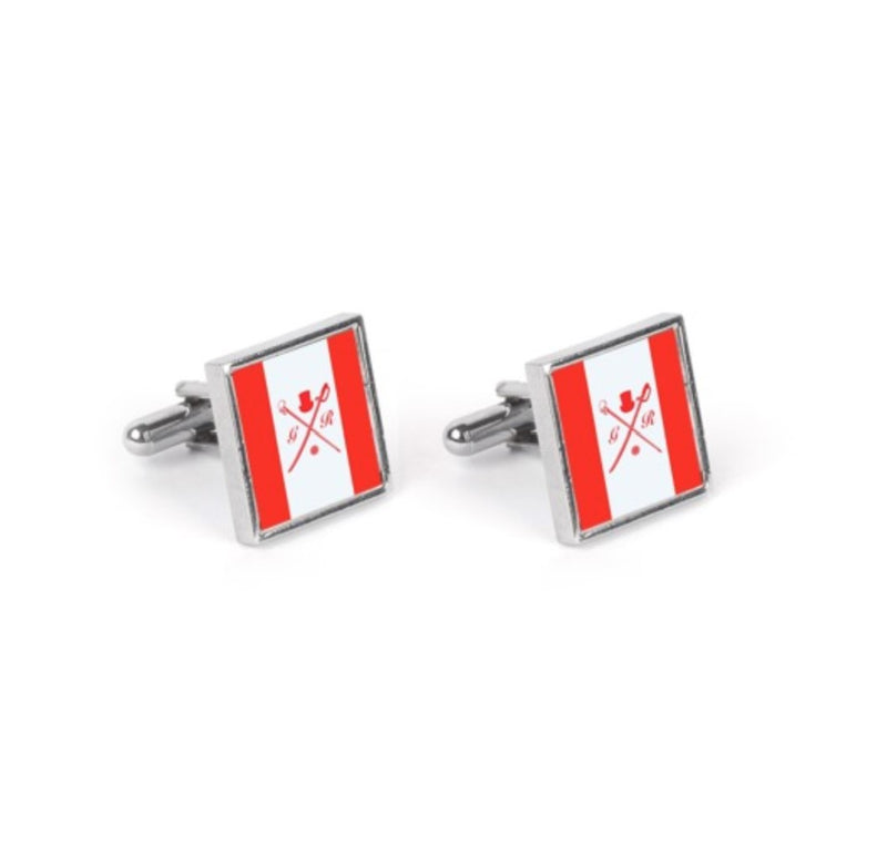 Canadian Rogue Flag Cufflinks
