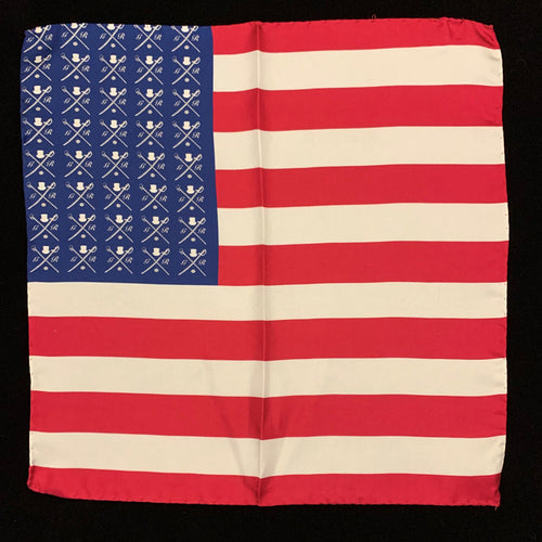 American Rogue Pocket Square