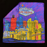 Fabulous Las Vegas Sunset Pocket Square