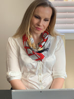 Classic London Ladies Scarf