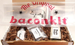 Make your own bacon with The Original Baconkit