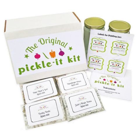The Original Pickle-It Kit