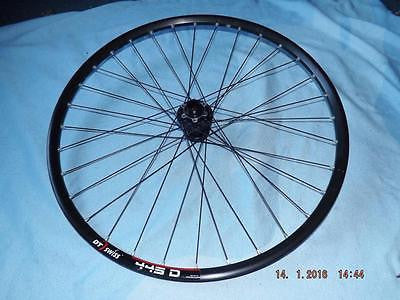 "DT SWISS 445D 26"" MTB FRONT BIKE WHEEL 20MM SPECIALIZED HUB"