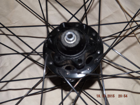 "DT SWISS X430 26"" FRONT MOUNTAIN BIKE WHEEL SPECIALIZED STOUT QR"