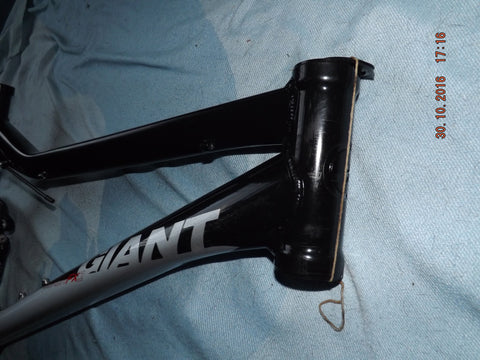 "GIANT YUKON FX1 17"" MEDIUM FRAME GIANT AIR 100MM MTB XC TRAIL"