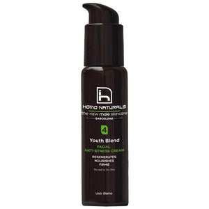 Homo Naturals Youth Blend Cream - Crema Anti-Stress Piel Normal-Seca