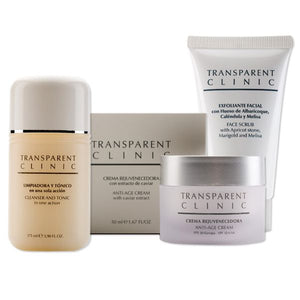 Transparent Clinic Pack Ahorro Nº5