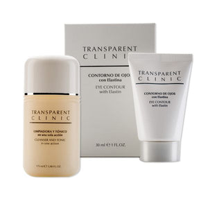 Transparent Clinic Pack Ahorro Nº6