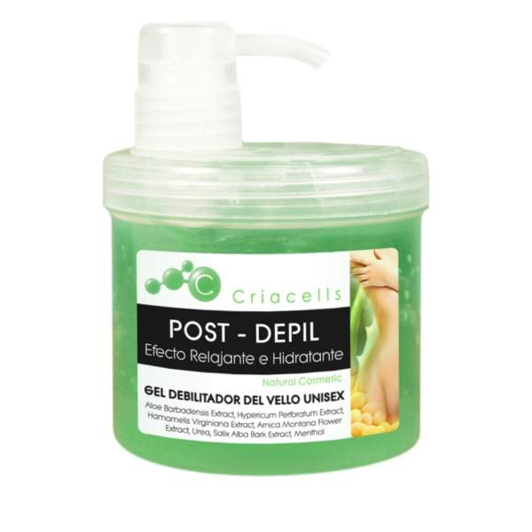Criacells Gel Retardante del Vello Post-Depil
