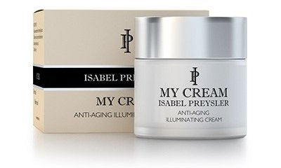My Cream Isabel Preysler - Crema Anti-Edad Efecto Luminosidad