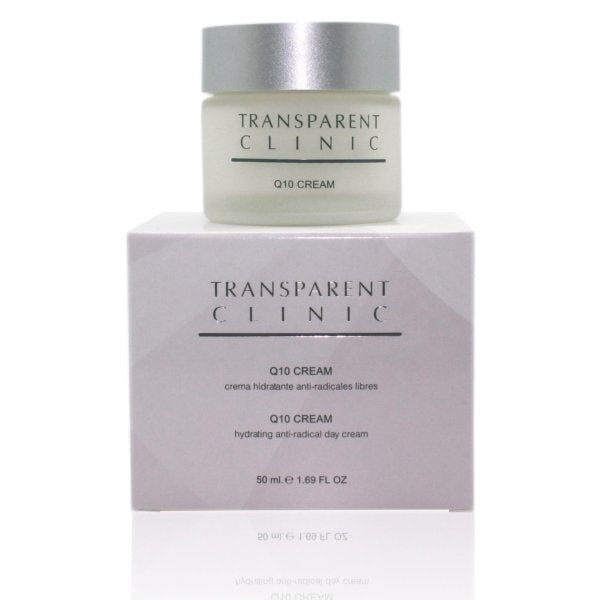 Transparent Clinic Q10 Cream (Hidratante Antiedad)