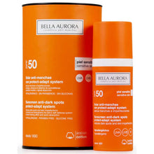 Load image into Gallery viewer, Bella Aurora Protector Solar SPF 50 - Piel Sensible