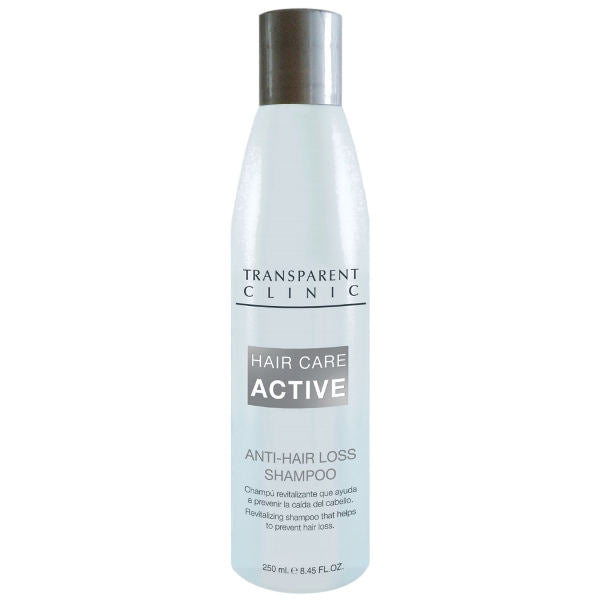 Transparent Clinic Hair Care Active Anti-Hair Loss Shampoo