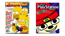 "Load image into Gallery viewer, ""Blind Box"" Vintage Video Game Magazines"