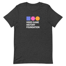 Load image into Gallery viewer, Unisex T-Shirt | VGHF Color Logo