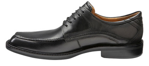 Ecco Windsor Lace (Men) - Black Dress/Casual|Lace Ups - The Heel Shoe Fitters