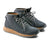 Birkenstock Atlin (Men) - Graphite Dress/Casual|Slip Ons - The Heel Shoe Fitters