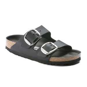 Birkenstock Arizona Big Buckle (N) - Black