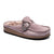 Birkenstock Buckley Shearling (Women)(N) - Lavender Blush DressCasual - Slip-Ons - The Heel Shoe Fitters