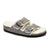 Birkenstock Arizona Shearling (Women) - Stone Coin/Natural Sandals - Slide Sandals - The Heel Shoe Fitters