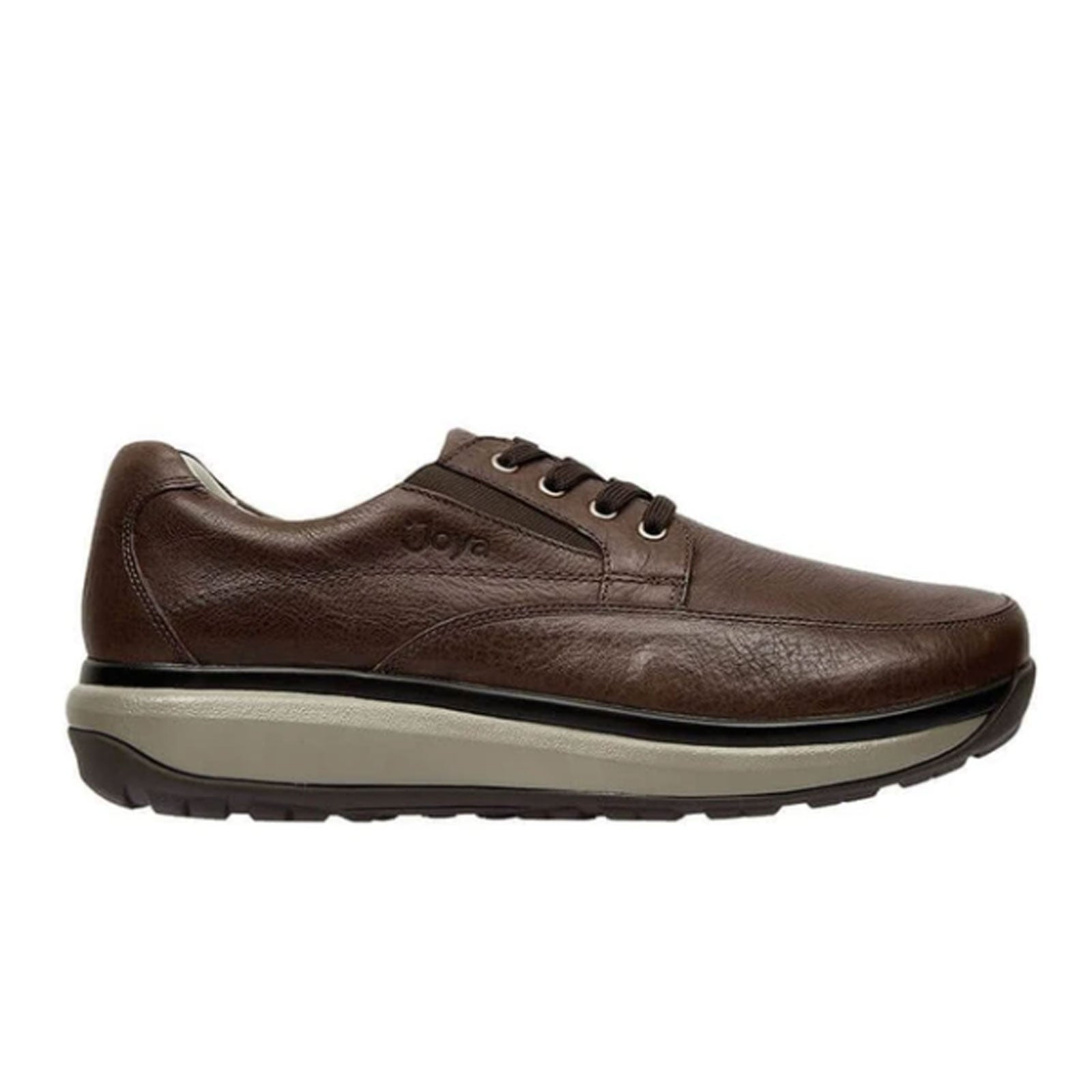 Joya Cruiser II (Men) - Brown Dress/Casual|Lace Ups - The Heel Shoe Fitters