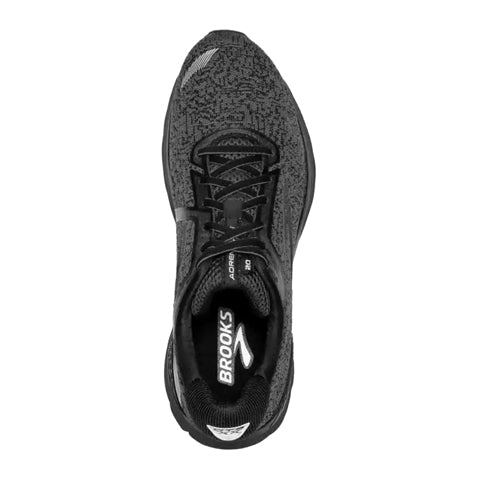 Brooks Adrenaline GTS 20 (Men) - Black/Ebony Athletic|Running|Cushion - The Heel Shoe Fitters