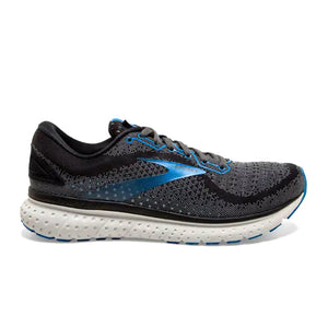 Brooks Glycerin 18 - Black/Ebony/Blue