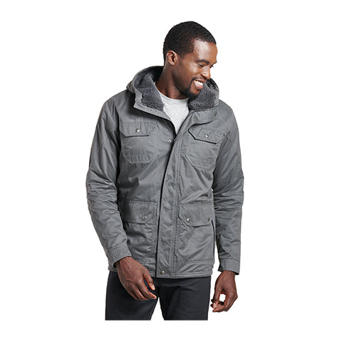 Kuhl Fleece Kollusion (Men) - Carbon