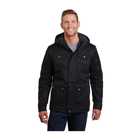 Kuhl Fleece Lined Kollusion (Men) - Raven