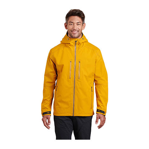 Kuhl Jetstream Jacket (Men) - Fools Gold