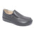 Finn Comfort Carballo (Men) - Black Dress/Casual|Slip Ons - The Heel Shoe Fitters