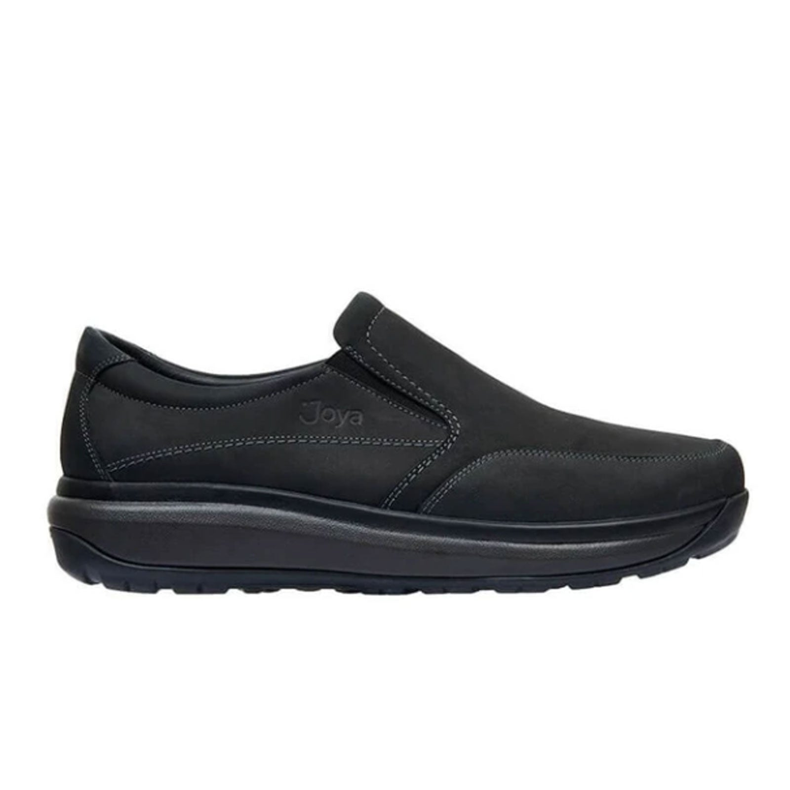 Joya Traveler II (Women) - Black Dress/Casual|Slip Ons - The Heel Shoe Fitters
