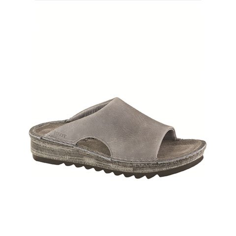 Naot Ardisia (Women) - Slate Sandals|Slide Sandals - The Heel Shoe Fitters