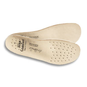 Finn Comfort Replacement Footbed Classic Soft (Unisex) - Natural Orthotics - Full Length - Neutral - The Heel Shoe Fitters
