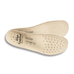 Finn Comfort Replacement Footbed Classic Sport (Unisex) - Natural Orthotics - Full Length - Neutral - The Heel Shoe Fitters